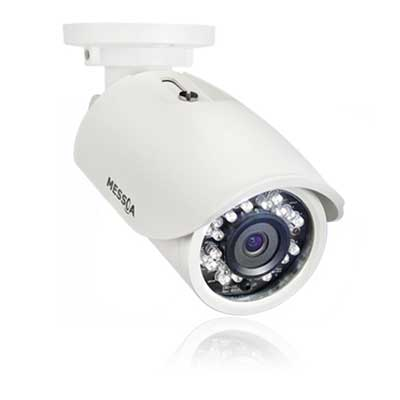 MESSOA NCR870S IR outdoor camera geared up for flexible installation and harsh weather