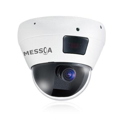 Messoa NDR720-HN1-US-MES 1MP true day/night IR dome network camera