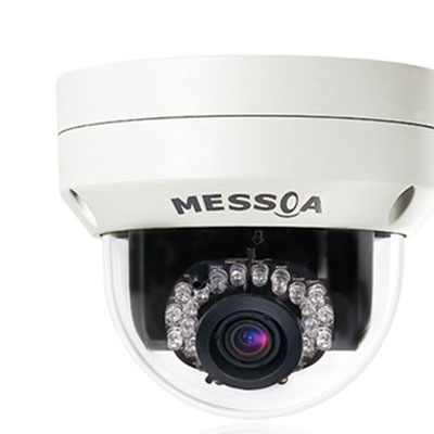 Messoa NDR891PRO-HN5-MES True Day/Night Outdoor IR IP Dome Camera