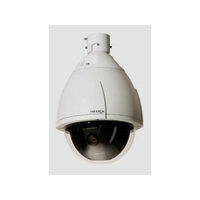 Messoa NIC910HPRO dome camera with motion detection and alarm function