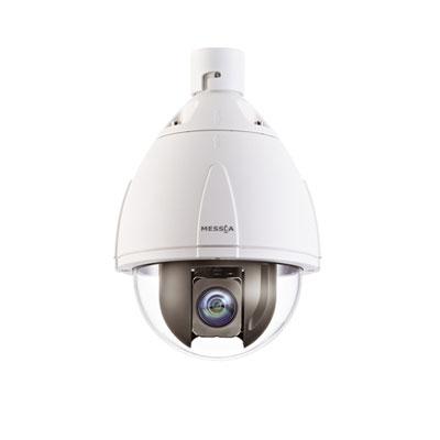 Messoa NIC930HPRO-HN2-US colour/monochrome vandal-proof speed IP dome camera