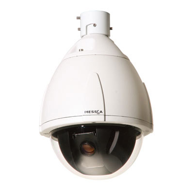 MESSOA's hybrid PTZ speed dome cameras bridge the gap between analogue and digital worlds