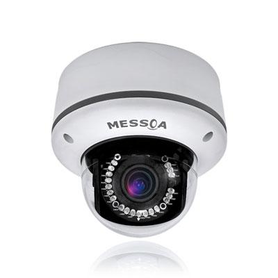 Messoa NOD385 3MP true day/night outdoor IR IP dome camera