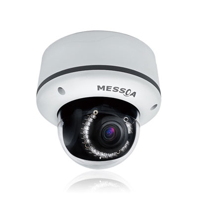 Messoa NOD395-N2-MES 3MP True Day/Night Outdoor IR IP Dome Camera