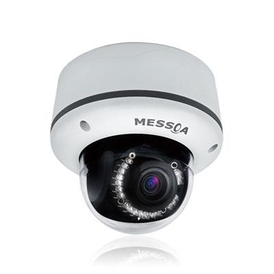 Messoa NOD398-N2-MES 5MP colour monochrome outdoor IR dome camera