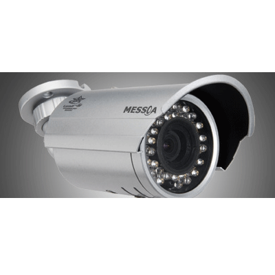 Messoa SCR367 CCTV camera with privacy zone and motion detection