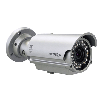 MESSOA presents its 50 metre (164ft) Infrared camera with vari-focal lens - the SCR368