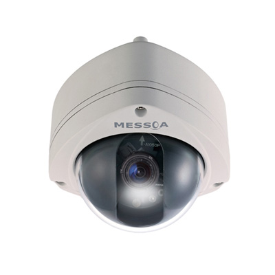 Messoa SDF418-HN5 1/3'' Sony Exview HAD CCD II 700 TV Lines dome camera