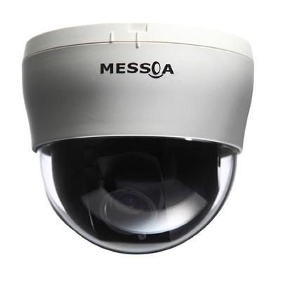 Messoa announces the 600TVL dome camera that features the new high sensitivity Lumii™ II technology