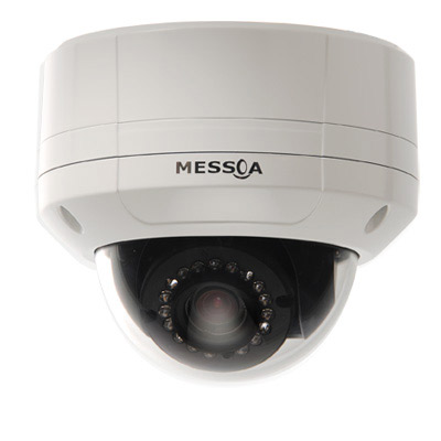 MESSOA's new vandal-proof dome series raises the bar with its UTP cabling and DPS technology