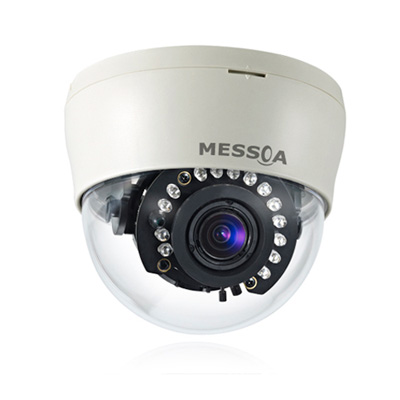 Messoa SDR447-HN5 1/3'' Sony Exview HAD CCD II/DSP 700 TV Lines dome camera