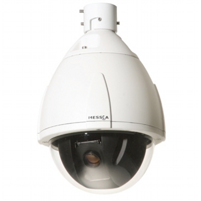 Messoa SDS710PRO high speed PTZ DSP dome camera with 560 TVL