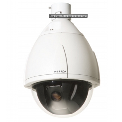 Messoa SDS710M colour dome camera with 480 TVL