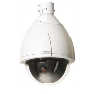 Messoa SDS730 colour/monochrome high speed PTZ DSP dome camera
