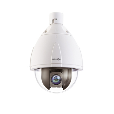"Messoa SDS730PRO-HN2-US 1/4"" Sony Exview HAD CCD dome camera"