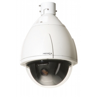 Messoa SDS750-HN2 high speed PTZ DSP dome camera with 480 TVL and 432x zoom