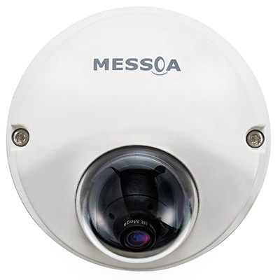Messoa UFD305 3 Megapixel Mini Dome Camera With H.264 Streaming