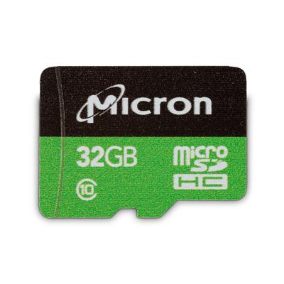 Micron 32GB Industrial microSD card
