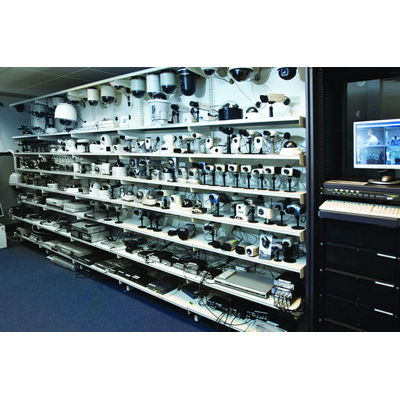Milestone Universal Driver CCTV software