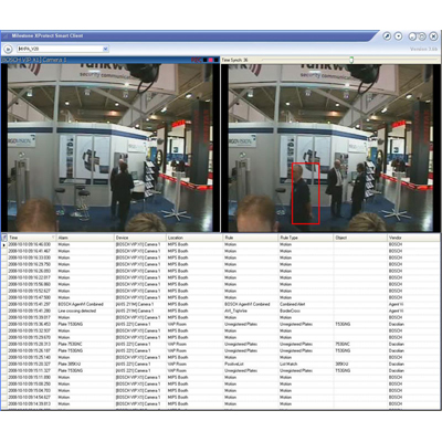 Milestone XProtect Analytics Framework CCTV software