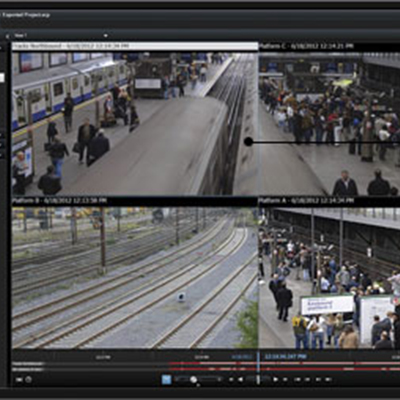 Milestone XProtect Enterprise 8.1 video surveillance software