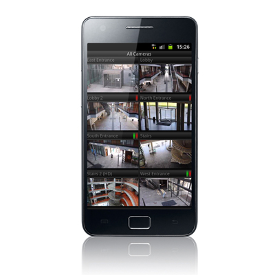 Milestone launches XProtect Mobile application for XProtect VMS users