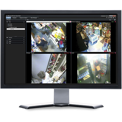 Milestone XProtect NVR Video Surveillance Solution
