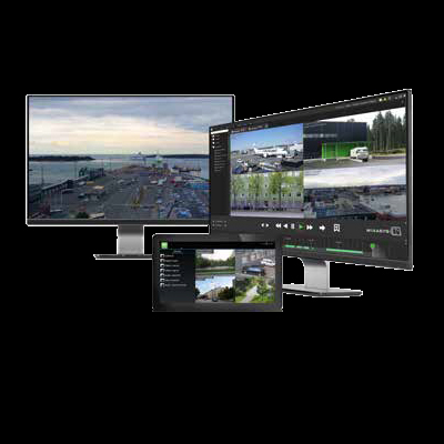 Mirasys VMS V8 Entegra new generation video management system