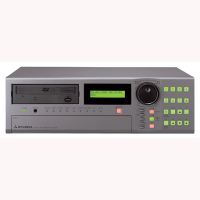 Mitsubishi DX-TL4509E/400GB 9 channel DVR with 400GB