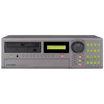 Mitsubishi DX-TL4516E/750GB 16 channel DVGR with 750GB storage