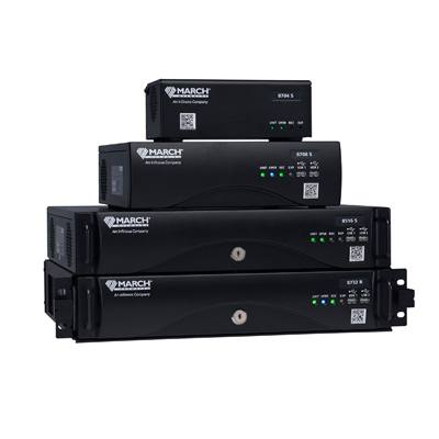 March Networks 8532 S, 8532 R & 8732 R - 32 Channel hybrid NVR