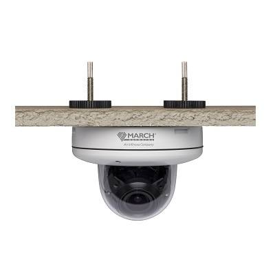 March Networks CA2 IR MiniDome Z 2MP HD analogue dome with IR and WDR for indoor and outdoor applications