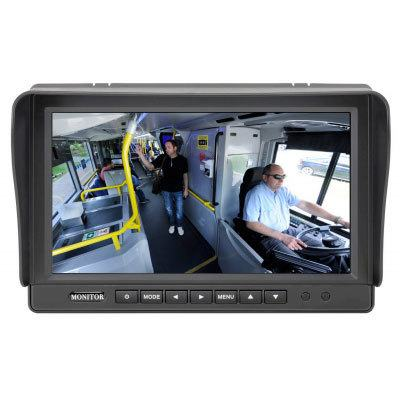 March Networks Mobile 10-inch LCD Monitor