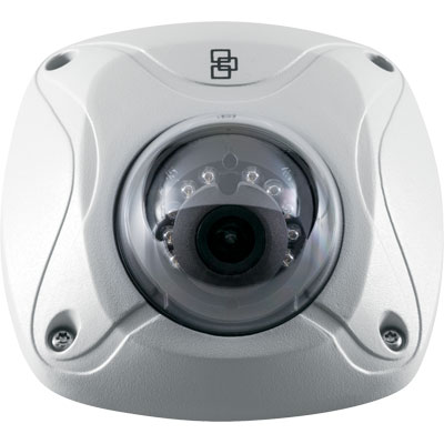 MobileView MVC-9100-28-WI-R 2.8mm True Day/night Minidome IR Camera