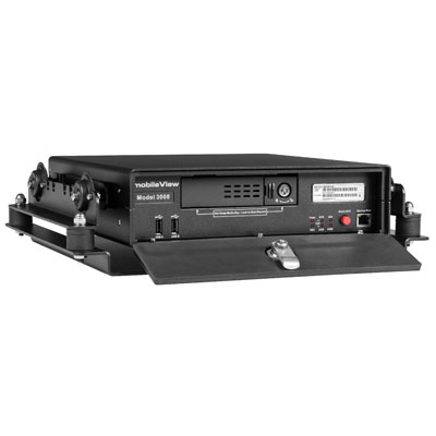 MobileView MVH-4350-08-01 8 channel digital video recorder