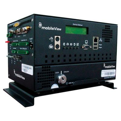 MobileView MVP-4500-16-21 16 channel digital video recorder