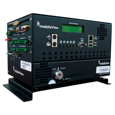 MobileView MVP-4500-16-NC 16 channel digital video recorder