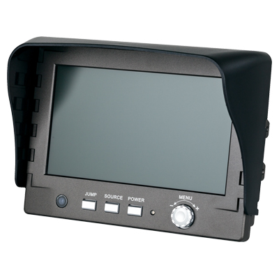 MobileView MVQ-MISC-MON7 LCD Monitor
