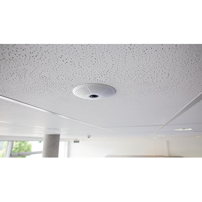 MOBOTIX c26: An eye in the ceiling