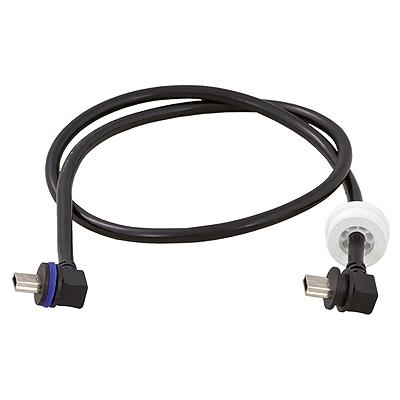 MOBOTIX MX-CBL-MU-EN-EN-PG-05 MiniUSB+ angled cable