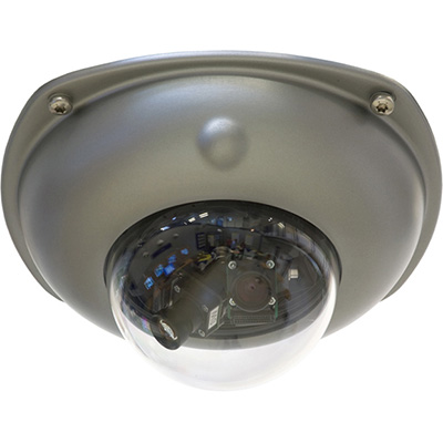 MOBOTIX MX-D15-Vandal-PUWH vandalism kit for D15 camera