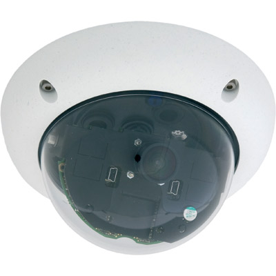 D22M FixDome is the new inexpensive line of MOBOTIX cameras