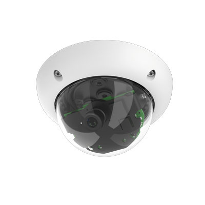 MOBOTIX MX-D25-BOD1-N 6 MP colour/monochrome indoor/outdoor security dome camera