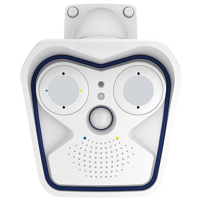 MOBOTIX MX-M15D-Sec-DNight-D43N43-6MP-F1.8 with interchangeable sensor modules