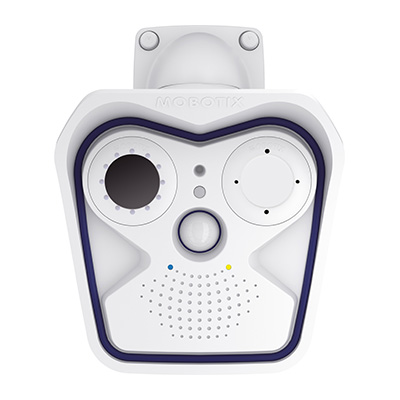 MOBOTIX MX-M15D-Thermal-L135 Weatherproof Thermographic Camera