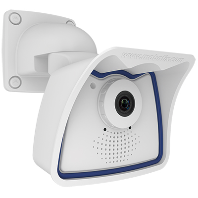 All round excellence with the MOBOTIX M26