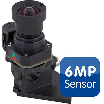 MOBOTIX Mx-O-SDA-S-6D036 lens units 6MP day for MOBOTIX cameras D15/D16