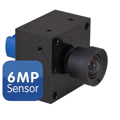 MOBOTIX Mx-O-SMA-B-6D016 BlockFlexMount day 6MP sensor module