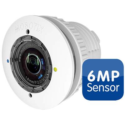MOBOTIX Mx-O-SMA-S-6N016 sensor module night, B016, 180°x180°, white