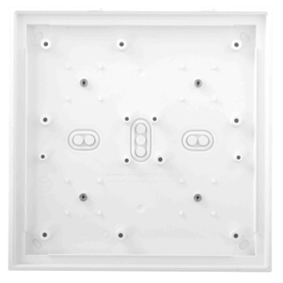 MOBOTIX MX-OPT-Box-4-EXT-ON-PW Quad On-wall Housing Mount